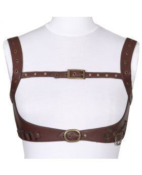Ladies Steampunk Slinger Harness