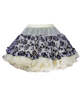 Organza Frilled Tutu Skirt