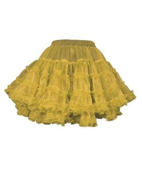 Yemima Heavy Frilled Tutu Skirt
