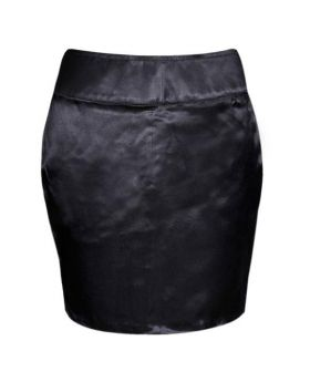 Galya Poly Satin Skirt