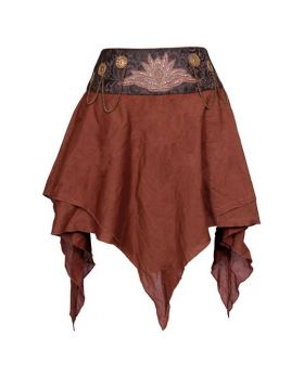 Steampunk Skirt Coffee Skirt
