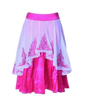 Paciencia Satin Skirt