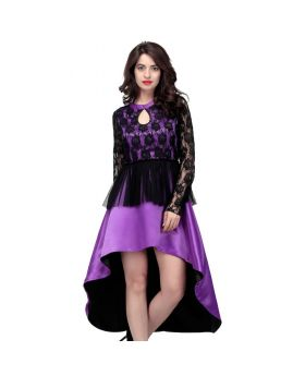 Zenia Womens Gothic Dress