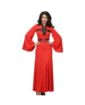Laurus Long Gothic Dress