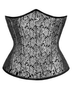 Diana Authentic Steel Boned Waist Training Underbust Corset