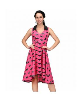 Frida Retro Dress