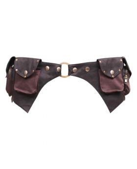 Carissa Ladies Steampunk Waist Belt