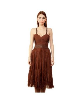 Ilaria Vintage Ladies Steampunk Dress