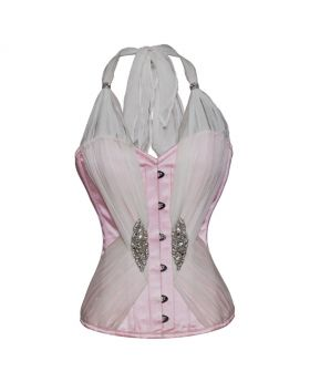 Estefania Couture Authentic Steel Boned Overbust Corset