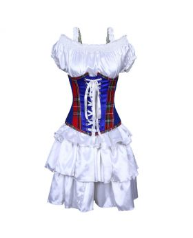 Irene Underbust Corset Dress