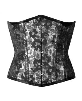 Makbule Authentic Steel Boned Waist Reducing Underbust Corset