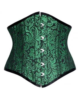 Zabana Waist Reducing Authentic Steel Boned Sexy Underbust Corset