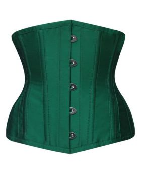 Valeria Waist Reducing Authentic Steel Boned Sexy Underbust Corset