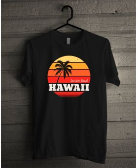 Hawai beach black
