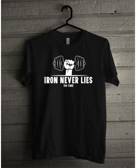 Iron never lies