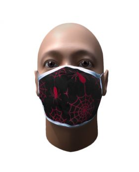 Double layer cotton printed mask