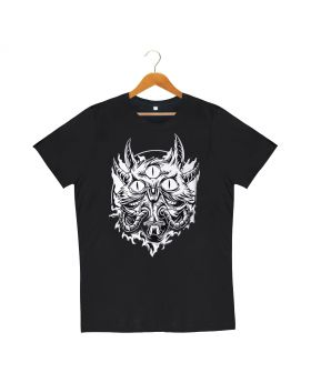 Unisex owl  dtg printed cotton t-shirt