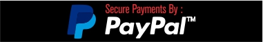 Secure Payment by PayPal at Wholesale Next